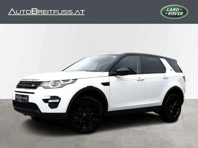 gebraucht Land Rover Discovery Sport 2,0 TD4 4WD SE Allrad