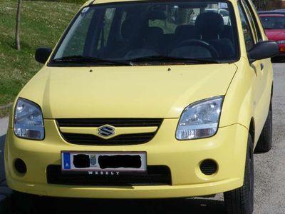 brugt Suzuki Ignis 1.3 GL STG Kombi / Family Van,