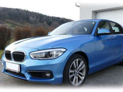 gebraucht BMW 120 xDrive (F20) /Allrad/Automatik/LED