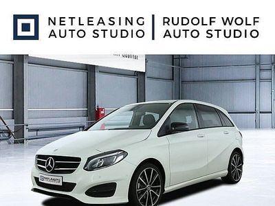 gebraucht Mercedes B220 B-Klassed Urban +EU6c+Navi+Kamera+AHK+LED+Nightp.... Limousine
