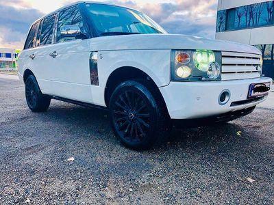 gebraucht Land Rover Range Rover PICKERL NEU VOLLAUSSTATUNG 3.0D SUV / Geländewagen,