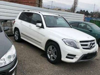 gebraucht Mercedes GLK350 4MATIC BlueEfficiency Aut.