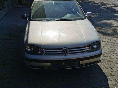 gebraucht VW Golf 1.9 TDI Klein-/ Kompaktwagen