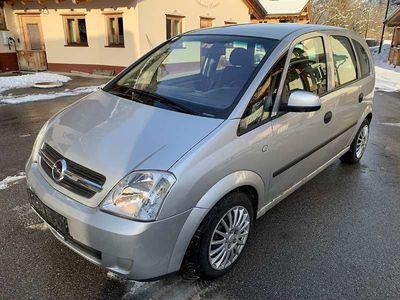gebraucht Opel Meriva 1,7 Cosmo CDTI Euro 4 Kombi / Family Van