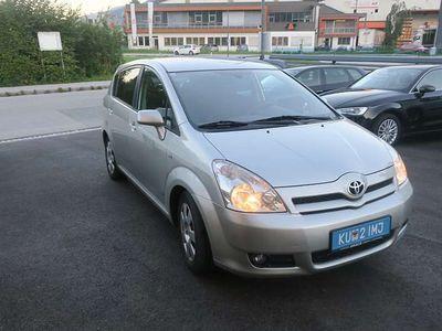 used Toyota Corolla Verso 2,2 D-4D 135 Linea Sol Ds. Kombi / Family Van,