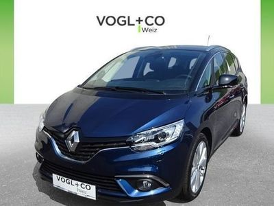 gebraucht Renault Grand Scénic TCe 140 PF Limited Kombi / Family Van,