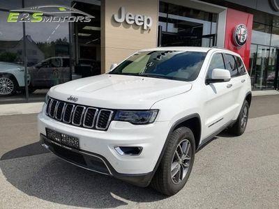 used Jeep Grand Cherokee 3,0 V6 CRD Limited SUV / Geländewagen,