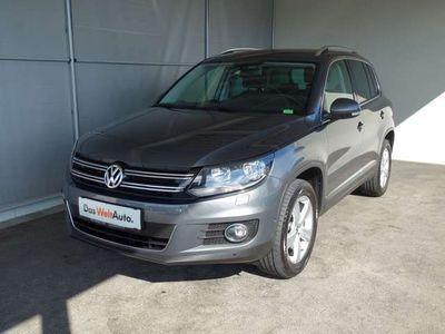 gebraucht VW Tiguan 1,4 TSI Style BMT