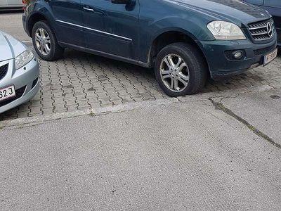 gebraucht Mercedes ML320 M-KlasseCdi SUV / Geländewagen