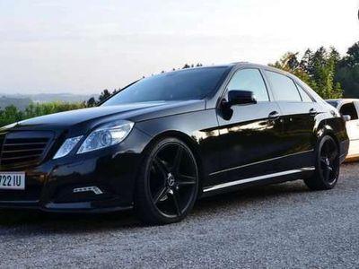 gebraucht Mercedes E220 Avantgarde BlueEfficiency CDI Aut.