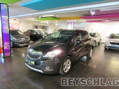 gebraucht Opel Mokka X 1,6 Edition Start/Stop System SUV / Geländewagen,