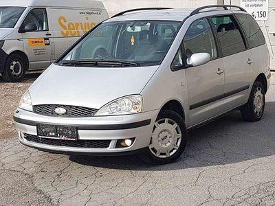 gebraucht Ford Galaxy 1.9 TDI PD Kombi / Family Van