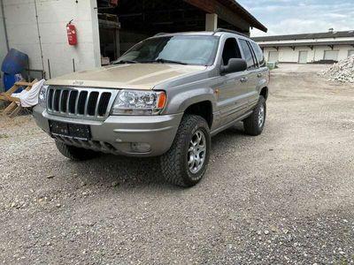 gebraucht Jeep Grand Cherokee 4,7 Limited