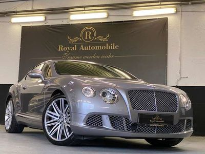 gebraucht Bentley Continental GT W12 * Twin Turbo 575PS * FACELIFT *MULLINER*21