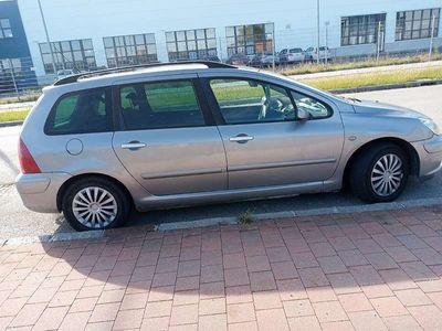 gebraucht Peugeot 307 SW PREM HDI 110 Kombi / Family Van