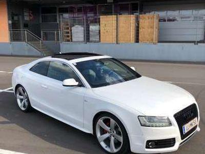 "gebraucht Audi A5 A5Coupe 2.7 TDI, 3xS-Line, Glasdach, 20"" Rotor"