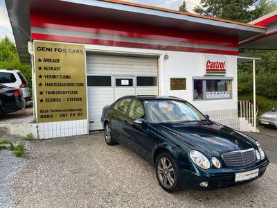 gebraucht Mercedes E220 E-KlasseClassic CDI Limousine