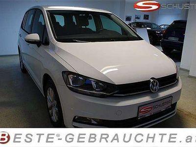 brugt VW Touran Trendl 1,6 TDi SCR *7-Sitze* *3-Zonen ACC*