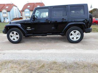 gebraucht Jeep Wrangler SUV / Geländewagen,