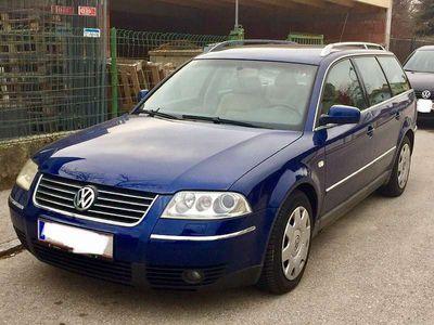 brugt VW Passat Variant 2.5 V6 4Motion Kombi / Family Van,