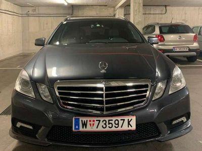 gebraucht Mercedes E350 Avantgarde CDI Aut.