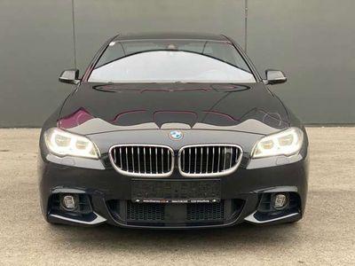 gebraucht BMW 535 5er-Reihe xd Vollausstattung, Head-up, Night Vision Limousine