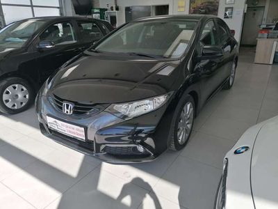 gebraucht Honda Civic 1,8-VTEC Sport Aut.