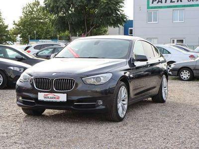 gebraucht BMW 530 Gran Turismo d Aut. | Navi | Leder | Xenon |