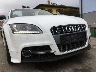 gebraucht Audi TT Roadster TT optisch S spezial Roadster 2,0 T FSI SLINE Cabrio /