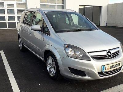 gebraucht Opel Zafira 1,7 CDTI Ecoflex Edition Plus*SOFORT KREDIT*