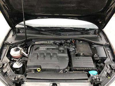 gebraucht Audi A3 Daylight 1,6 TDI Sportwagen / Coupé