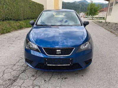 gebraucht Seat Ibiza Chili 1,2*Klima*1.Besitz*Topzustand Klein-/ Kompaktwagen