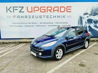 gebraucht Peugeot 207 Outdoor SW 1,6 16V VTi *TOP ZUSTAND* Klein-/ Kompaktwagen