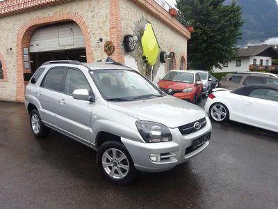gebraucht Kia Sportage Active 2,0 CRDi DPF 4WD SUV / Geländewagen