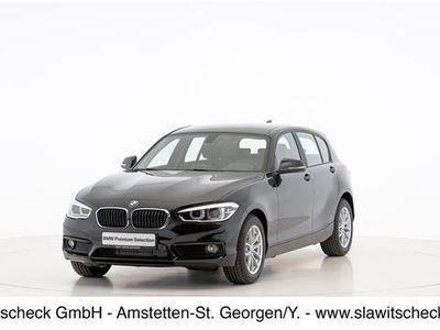 brugt BMW 114 d Advantage Fließheck