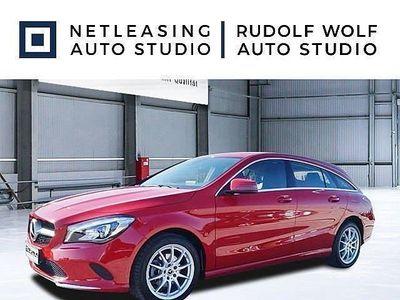 gebraucht Mercedes CLA220 d SB Urban+Business-Paket+LED+Navi+Chrom