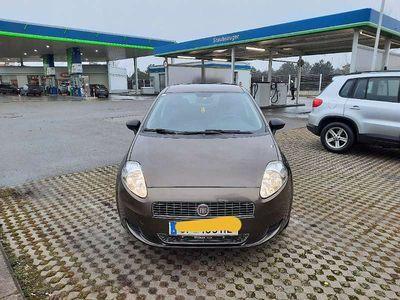 gebraucht Fiat Grande Punto 1.4 Benzin ***ÖAMTC pickerl *** Klein-/ Kompaktwagen