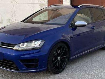 gebraucht VW Golf Variant 2,0 TSI 4Motion R DSG