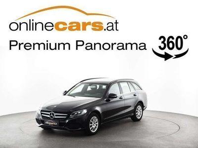 gebraucht Mercedes C200 C-Klassed T TEMP SHZ NAV MEGAPREIS Kombi / Family Van,