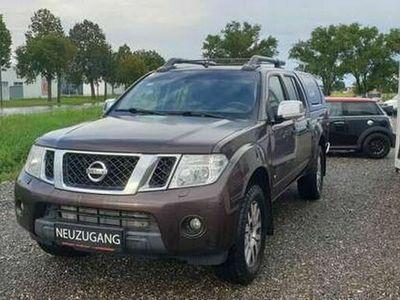 gebraucht Nissan Navara 1.BESITZ !! 3.0 AUTOMATIK !! VOLLAUSSTATTUNG !!