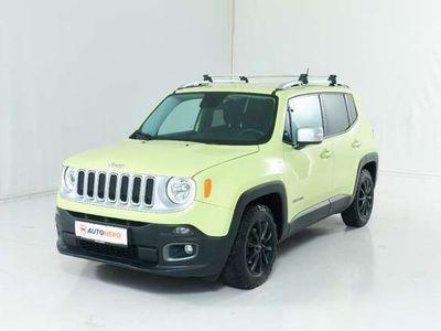 gebraucht Jeep Renegade Limited FWD (BU)
