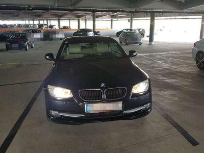 gebraucht BMW 320 Cabriolet 3er-Reihe Cabrio Diesel (E93) Aut.