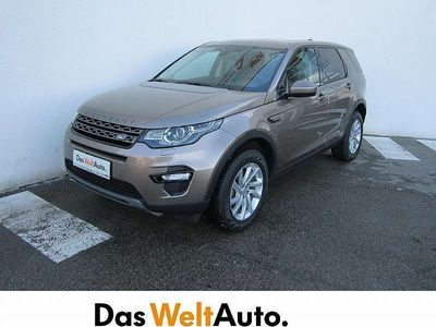 brugt Land Rover Discovery Sport 2,0 TD4 4WD SE Aut.