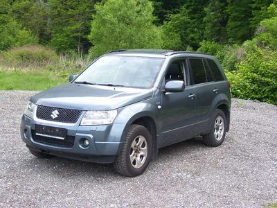 gebraucht Suzuki Grand Vitara Vitara1,9 VX-A DDiS Executive MapNav SUV / Geländewagen