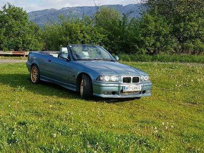 gebraucht BMW 318 Cabriolet 3er e36