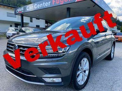 gebraucht VW Tiguan 2,0 TDI SCR 4Motion Highline 1.Besitz