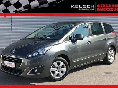 gebraucht Peugeot 5008 1,6 e-HDi 115 FAP ASG6 Professional Line Kombi / Family Van,