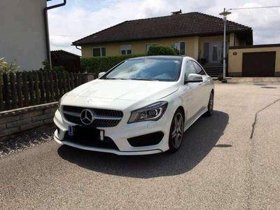 gebraucht Mercedes CLA250 Aut. - AMG Line