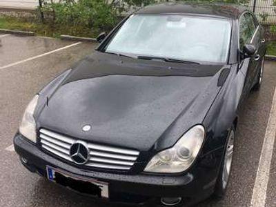 gebraucht Mercedes CLS320 CDI Aut. DPF