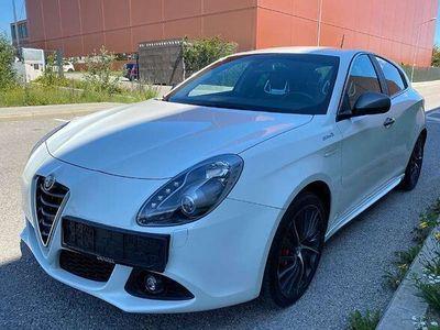gebraucht Alfa Romeo Giulietta Distinctive 1,4 TB Klein-/ Kompaktwagen